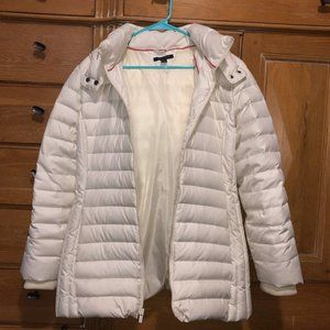 Tommy Hilfiger Puffer Jacket with fur